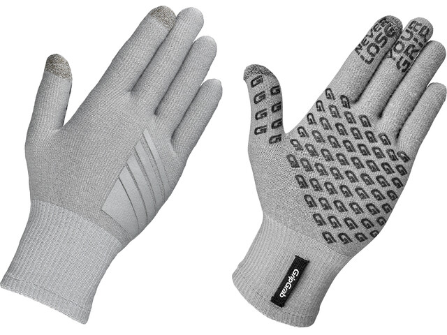 GripGrab Primavera Merino Midseason Gloves grey